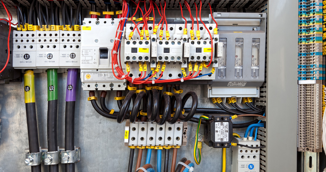 Electrician Panorama - Slide 1