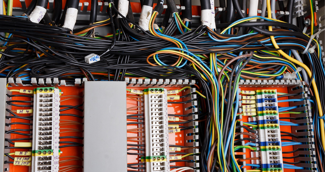 Electrician Panorama - Slide 4